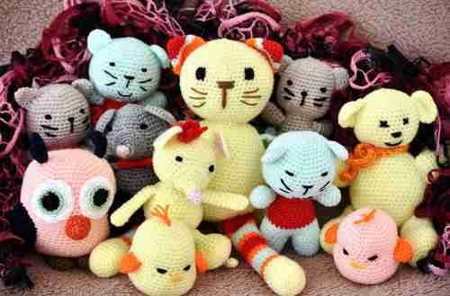 Amigurumi Toys - Start Crochet
