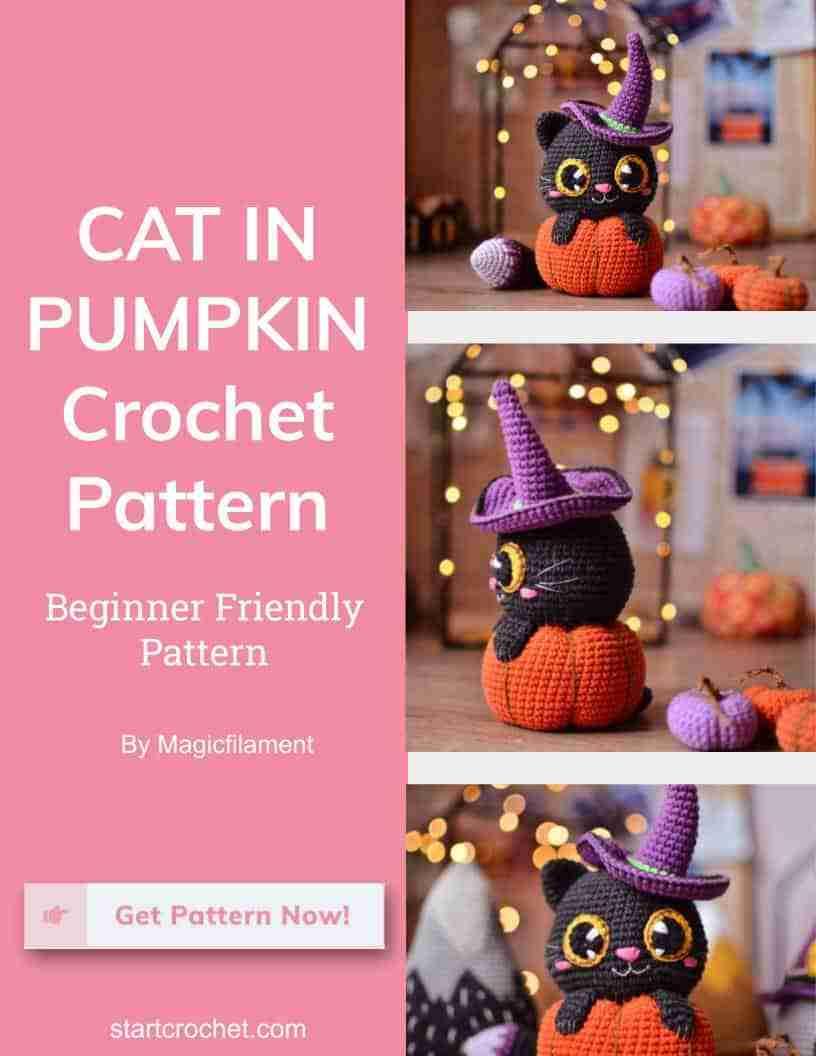 Halloween Crochet Ideas - Start Crochet