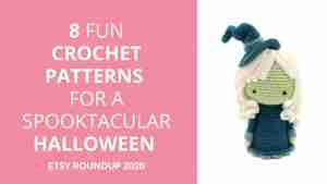 Fun Crochet Patterns For A Spooktacular Halloween - Start Crochet