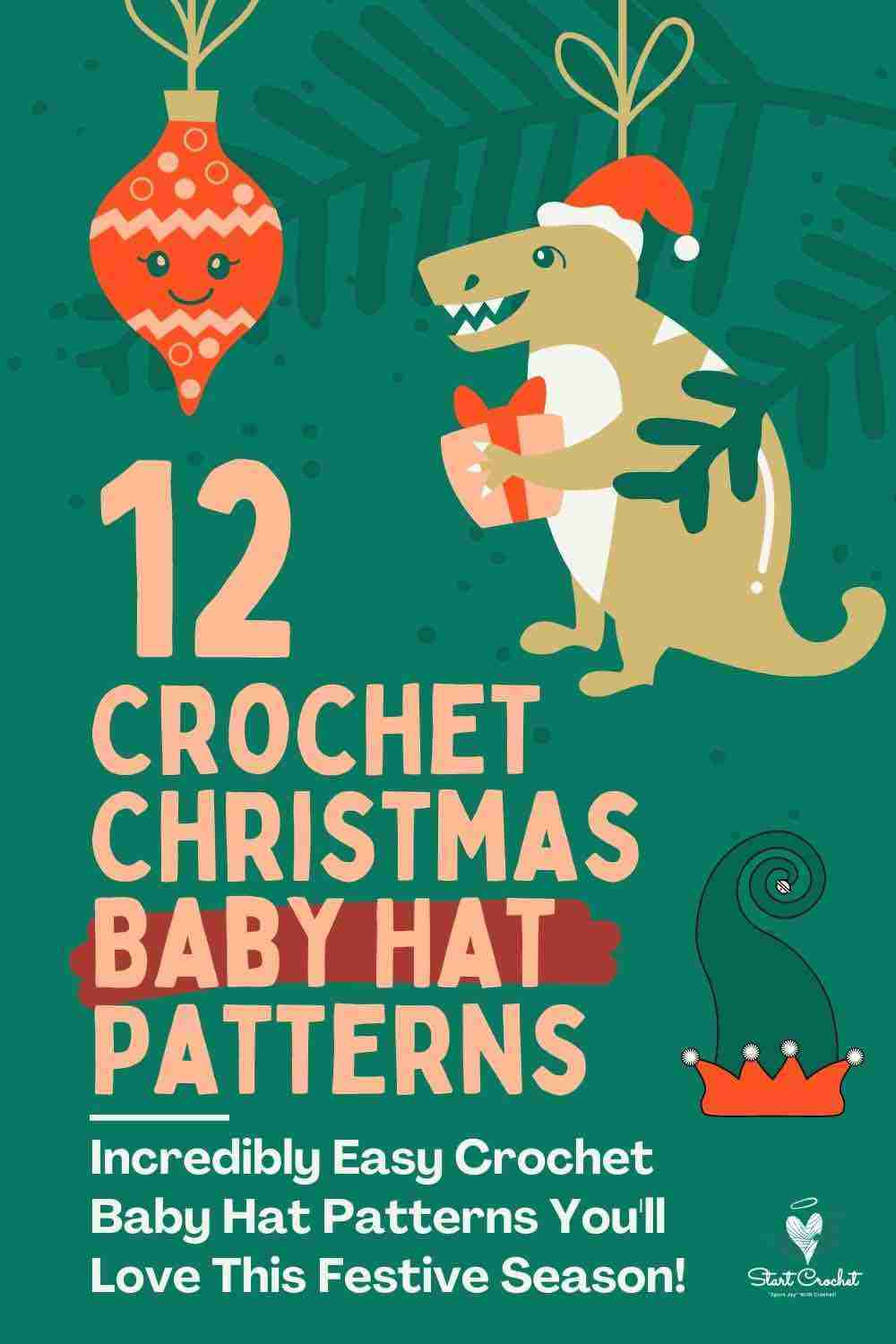 Green And Red Handcrafted Illustrations Christmas Post Teaser Pinterest Pin