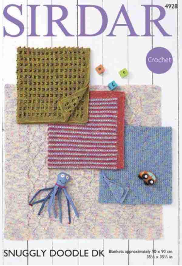 Children's Blankets Free Crochet Pattern In Sirdar Yarn Start Crochet