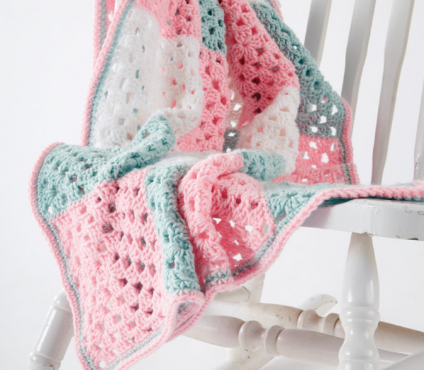 Crochet Baby Blanket Lovecrafts Start Crochet