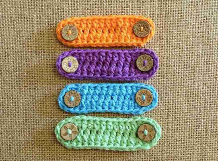 Crochet Mask Ear Saver Extender Start Crochet