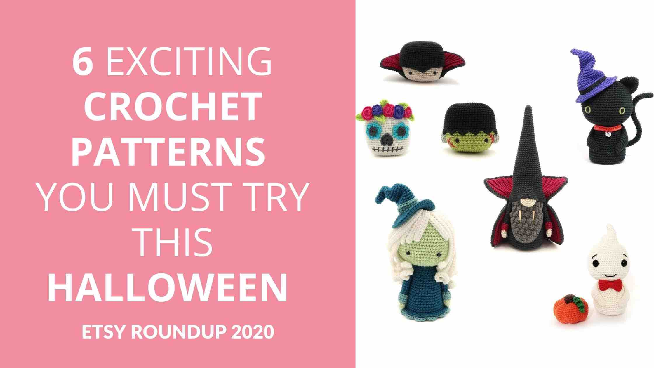 Exciting Crochet Patterns You Must Try This Halloween Start Crochet (1)