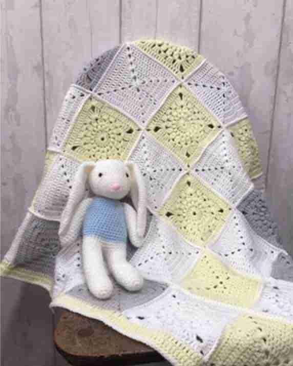 Sunshine Baby Blanket Free Crochet Pattern In Cygnet Yarn Start Crochet