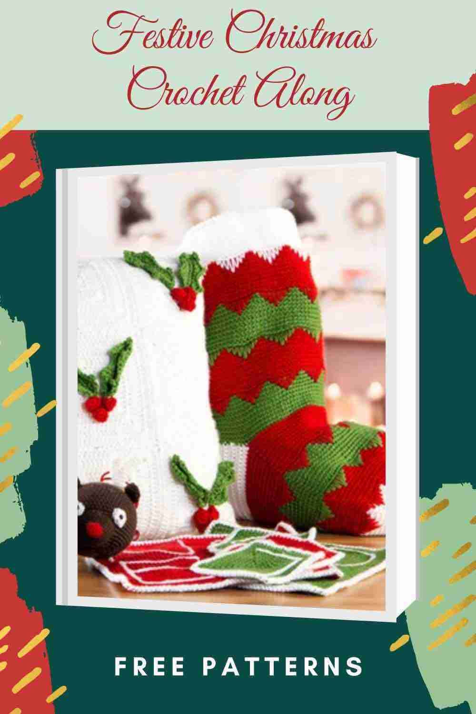 Festive Christmas Crochet Along - Start Crochet