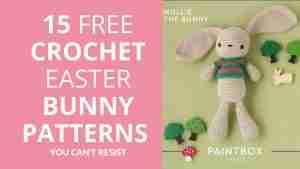 free-easter-bunny-crochet-pattern - start crochet