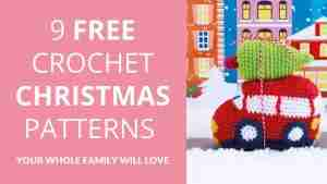 Free Crochet Christmas Patterns - Start Crochet