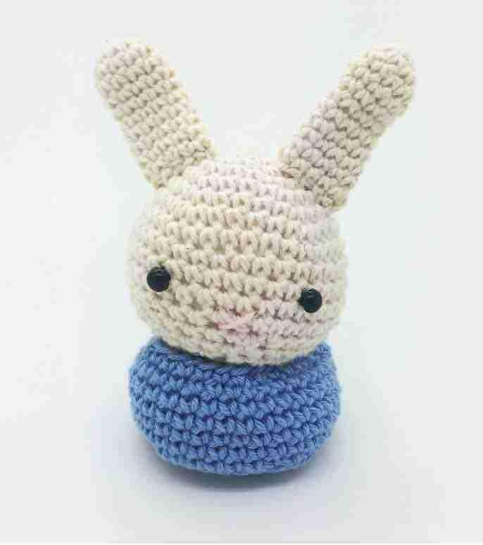 the easter bunny free crochet pattern start crochet