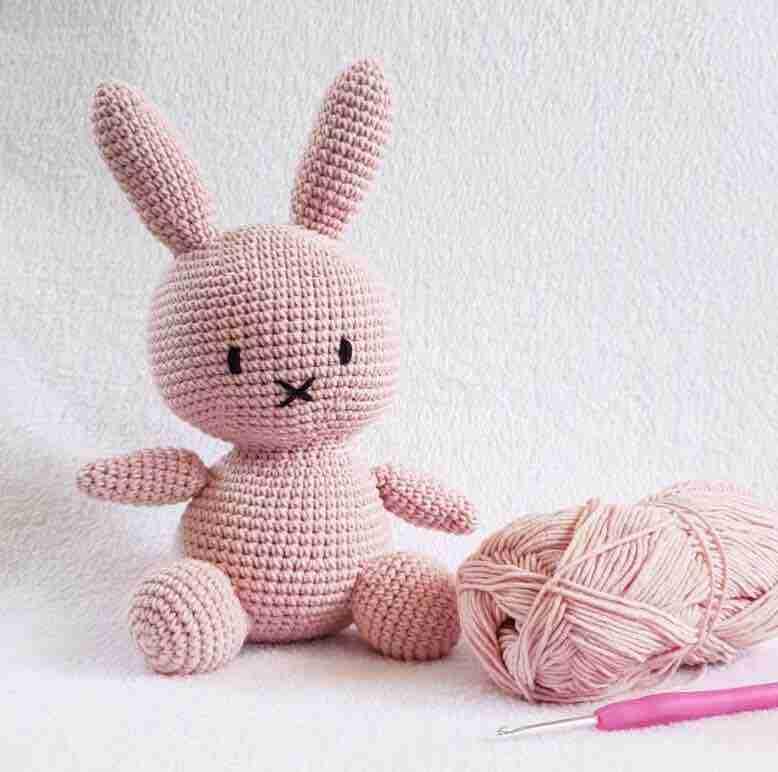 miffy crochet pattern by spunky yarn master start crochet
