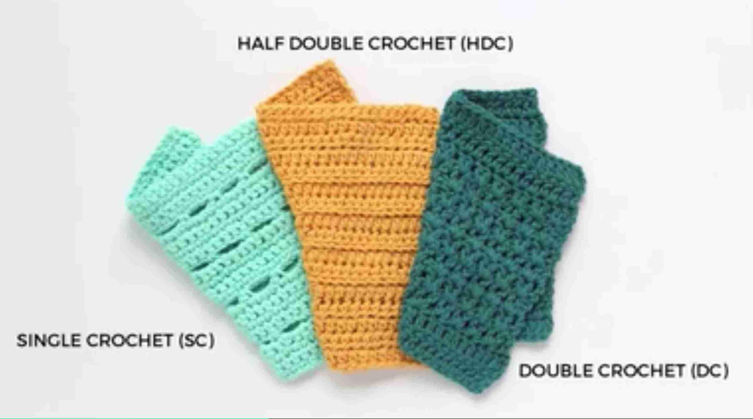 crochet dishcloth skillshare - Start Crochet